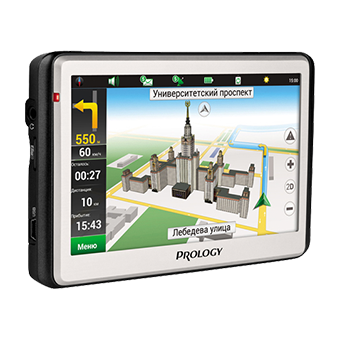 Prology iMAP-5500 white-black
