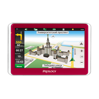Prology iMAP-5500 white-red