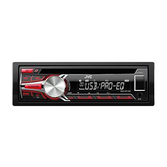 CD/MP3-ресивер JVC KD-R451