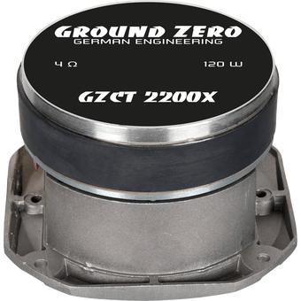 Твитер Ground Zero GZCT 2200X